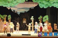 《小木偶历险记》昨晚上演