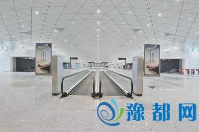 """郑机城铁昨""""试跑""""19分钟到机场 票价预计15元"""