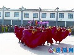二月二沈寨镇举行农民文体大赛