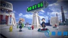 PS4独立新作《明日之子》最新1080P截图 趣味十足!