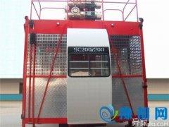 施工电梯作用 施工电梯种类