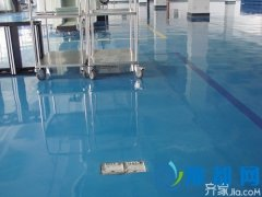 工业地坪的优点 如何正确选择工业区域地坪材料