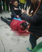 南昌城管撞死人后逃逸