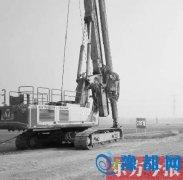 郑合高铁河南周口段开工 预计2019年通车(图)