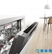 搜狐抢先看:2016AWE家电展博世8系水动能洗碗机