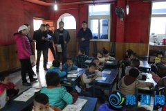 羊山办事处对辖区无证幼儿园、课外辅导班进行安全情况大排查