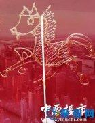 阳光城品民俗糖画学中国风福包活动圆满落幕