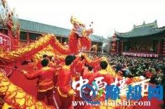 郑州清华园携手中原影视城打造民国风情庙会