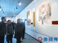 著名画家回乡建文化艺术馆