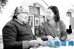 河南电视台聚焦陕州地坑院