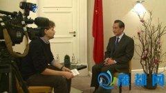 王毅接受路透社专访谈叙利亚和半岛核问题