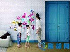 新品速报:杜邦? 特能?壁纸,给孩子的涂鸦墙