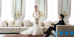 平胸如何拍婚纱照 挑选内衣是关键