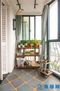 情调满满居家生活美腻阳台装饰手册