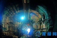 蒙华铁路灵宝境内4个工区隧道已开挖6200米 投资1.9亿元