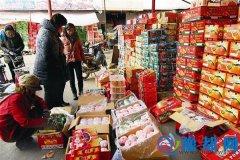 春节市场红红火火