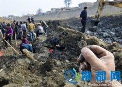 滑县官方回应村民在卫河挖宝:私挖乱采将追责