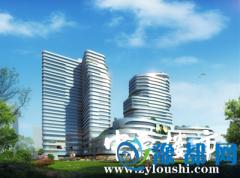 RET睿意德签约广厦地产,打造经三商业新地标