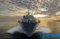 美军最新战舰故障外海失去动力 被拖回军港(图)