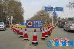 郑州大石桥立交桥加固工程竣工 明日恢复通行