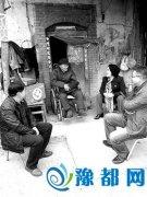 卢氏县东明镇东坪村:送去党的关爱 温暖困难老党员