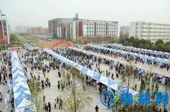 郑州航院举办春季招聘会  1个毕业生近6个可选岗位