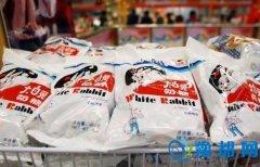 大白兔奶糖身价涨9倍 销量不错