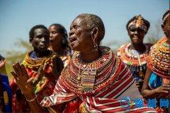 肯尼亚小村庄25年来禁止男性进入