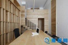 大咖设计|白墙灰瓦加没有扶手的楼梯等于办公室?