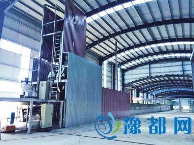 河南18市工业稳增 周口领跑开封郑州紧随其后
