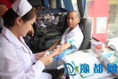 周口博爱妇科医院医务人员积极无偿献血