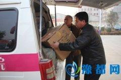 周口博爱妇科医院积极参与三下乡活动