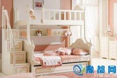二胎时代 可爱儿童床买起来