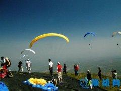 林虑山国际滑翔基地(AAAA)