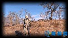 《辐射4》帝国步行机Mod演示 AT-AT乱入废土世界