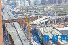 郑州农业路高架春节前通车 从南阳路可直达东区