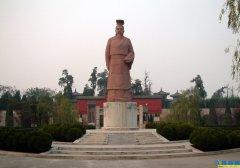 周易文化发祥地――�h里城遗址(AAAA) 中国最早的国家监狱