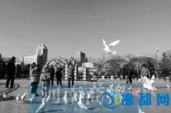 今天雾霾轻染郑州明天达重度污染 和蓝天说再见