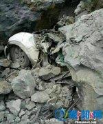 四川乐山公路局长等7人遇难现场图曝光(图)