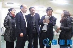 区委书记王迎波带队到山东开展新能源汽车产业招商活动