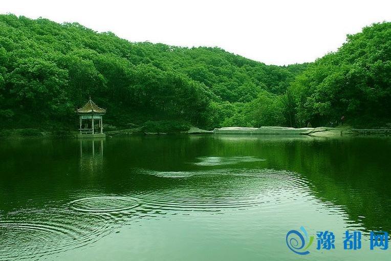 洛阳嵩县天池山