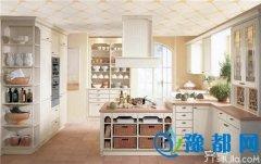 厨房卫生间集成吊顶 选择吊顶有技巧