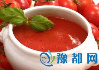 推荐番茄酱的营养及做法