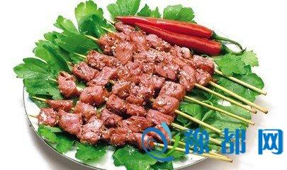 羊肉串怎么腌制