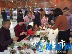 华强新芒果2期双糖创意绿植DIY活动圆满落幕
