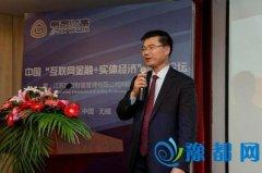 江苏省互联网金融协会秘书长陆岷峰:互联网金融提振实体经济可行