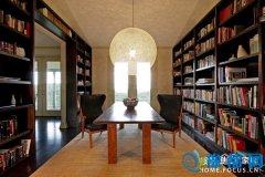 书虫特辑|简单4招  助你轻松打造客厅读书墙