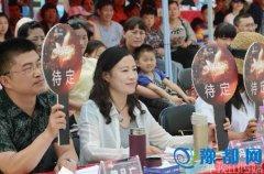 想唱就来亮一嗓子,中国好声音城市海选鹰城开唱