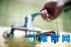 注意!25日起,郑州桐柏路部分路段停水3天
