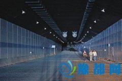 郑州龙湖地下变通途 隧道年内开车可穿行